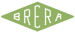 Brera Ristorante diamond green logo